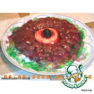 Рецепт Рисовый десерт с вишней