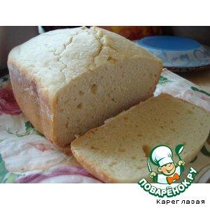 Рецепт Белый хлеб из хлебопечки