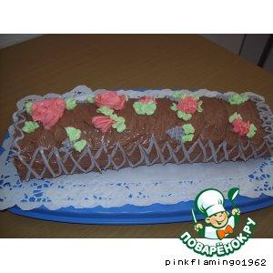 Торт сказка кулинарный рецепт