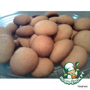 Как приготовить простой рецепт приготовления с фото Печенюшки песочные