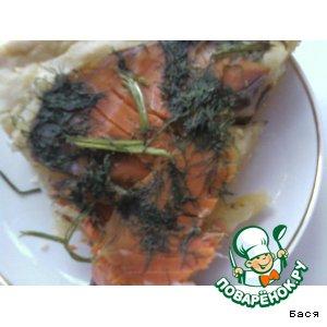 Рецепт Рыбник по-скандинавски
