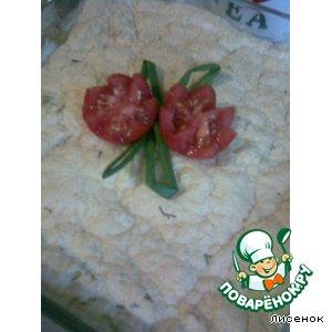 Рецепт Кабачки под нежным соусом