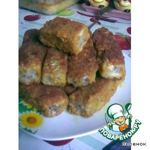 Рецепт Гречневые гренки
