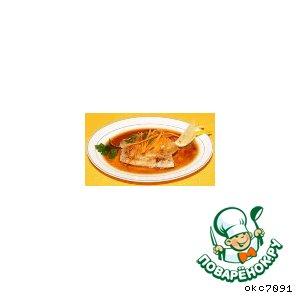 Морской язык рецепт приготовления с фото пошагово
