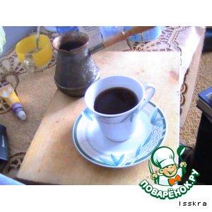Как готовить Ароматный кофе пошаговый рецепт с фото