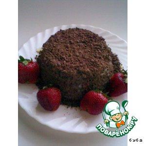 Рецепт Шоколадный торт за 10 минут