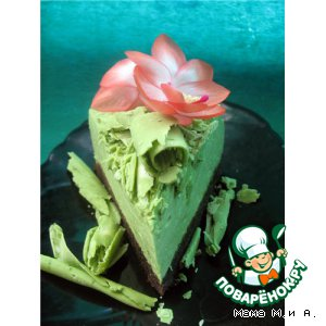 Рецепт Green Matcha Cheesecake