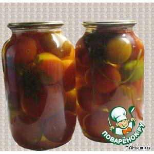 Мамины помидоры