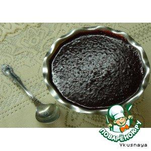 Рецепт Сливовый джем с шоколадом