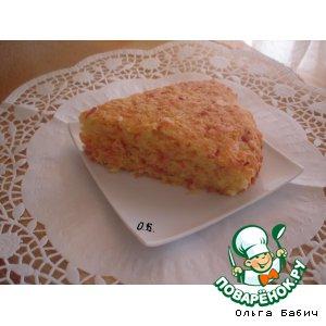 Рецепт Соленый кекс
