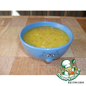"Рецепт ""Снежный"" суп из курицы"