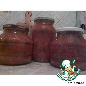 Рецепт Лечо с баклажанами