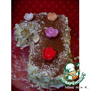 Рецепт Французский торт «Марджолайн»