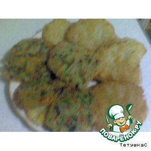Рецепт Драники или Белорусские чипсы