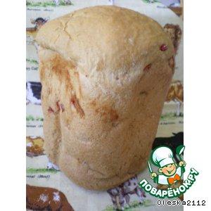 """Рецепт Пикантный хлеб """"Паприка"""""""