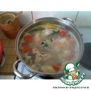 Как готовить Уха