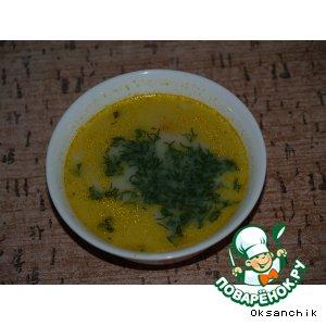 Вкусный рецепт приготовления с фото Суп из тыквы