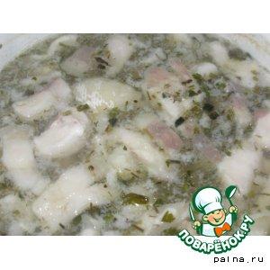 Суп с морским языком (пангасиусом) вкусный рецепт с фотографиями как приготовить
