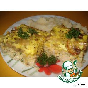 Рецепт Куриные пирожные