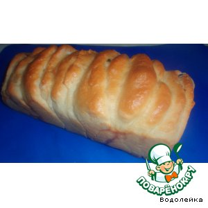 "Рецепт Хлеб ""Сюрприз"""