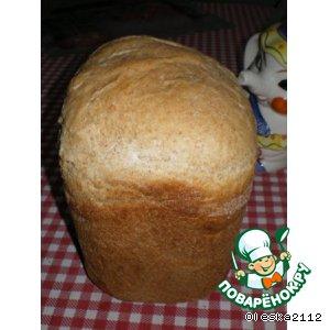 Рецепт Хлеб на йогурте с отрубями