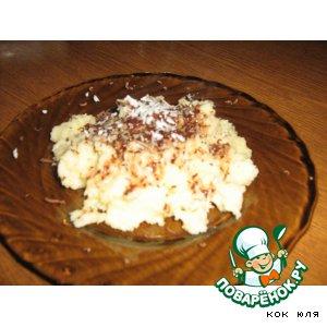 Рецепт Кокосовая каша