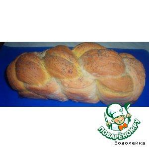Рецепт Двухцветный хлебушек