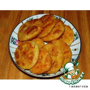 Рецепт Sopaipillas или тыквенные лепешки