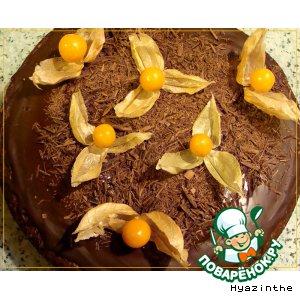Шоколадно-ореховый торт домашний рецепт с фотографиями как приготовить
