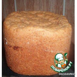 Рецепт Ржаной яблочный хлеб