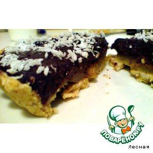 Рецепт Корзиночки с орехами