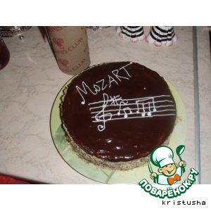 торт моцарт рецепт фото