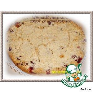 Рецепт Маковый сливовый пирог со штрейзелем