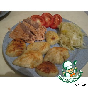 Рецепт Рыба в шубке