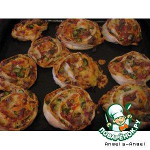 Рецепт Супер-пицца