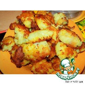 Рецепт Картофельные галушки по-румынски