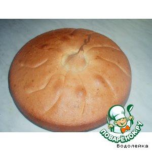 Рецепт Быстрый пирог с грушами
