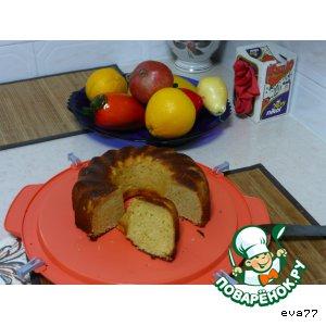 Готовим Апельсиновый кекс вкусный рецепт приготовления с фото