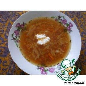 Рецепт Борщ по-погарски