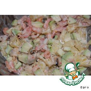 Рецепт Возбуждающий салат для любимой