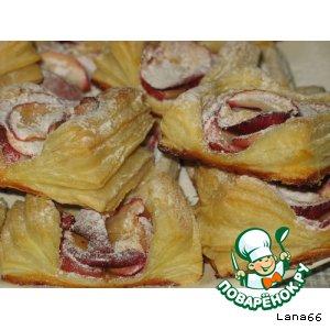 Рецепт Яблочные тарталетки