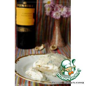 Рецепт Сырный десерт с грушами