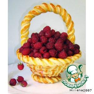 Рецепт Десерт «Ягодное лето»