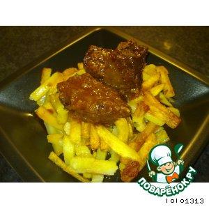 Рецепт Мясо по-гречески