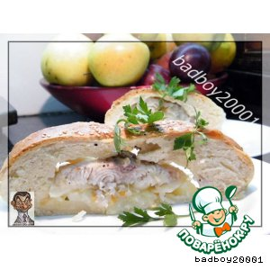 Рыбный пирог с морским языком рецепт с фото пошагово готовим