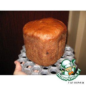 Рецепт Шоколадный хлебушек