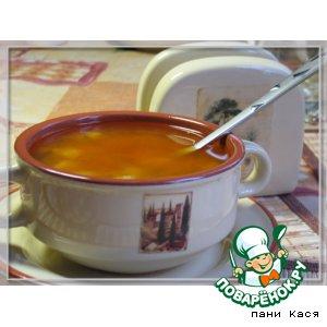 Рецепт Щи из цветной капусты