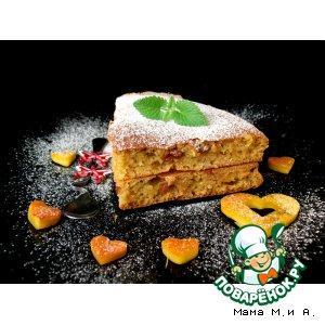 Рецепт Дрожжевой тыквенный пирог с изюмом