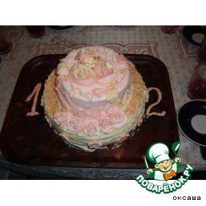 Рецепт Именинный торт