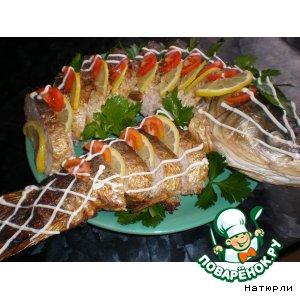 Рецепт Рыбка фаршированная